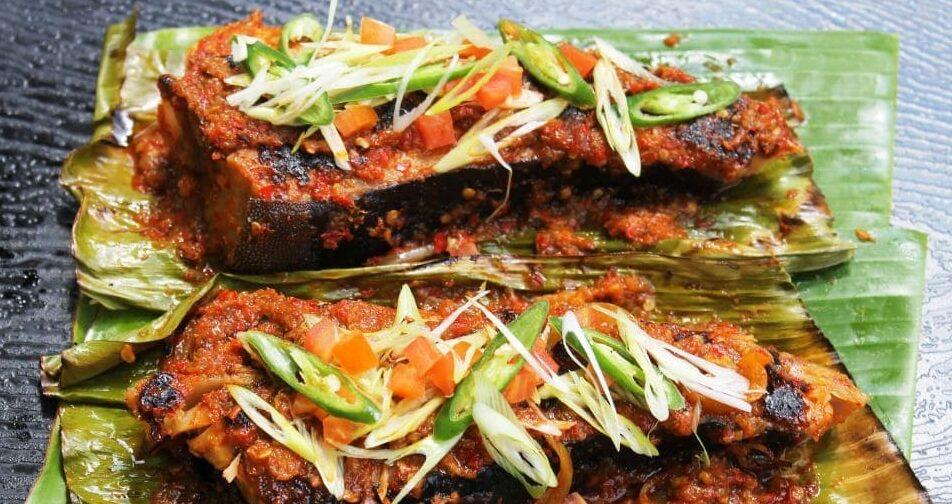 BBQ Seafood Sambal