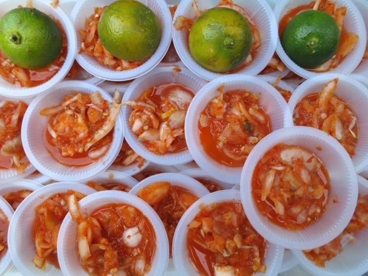 Chinchalok w-Onions