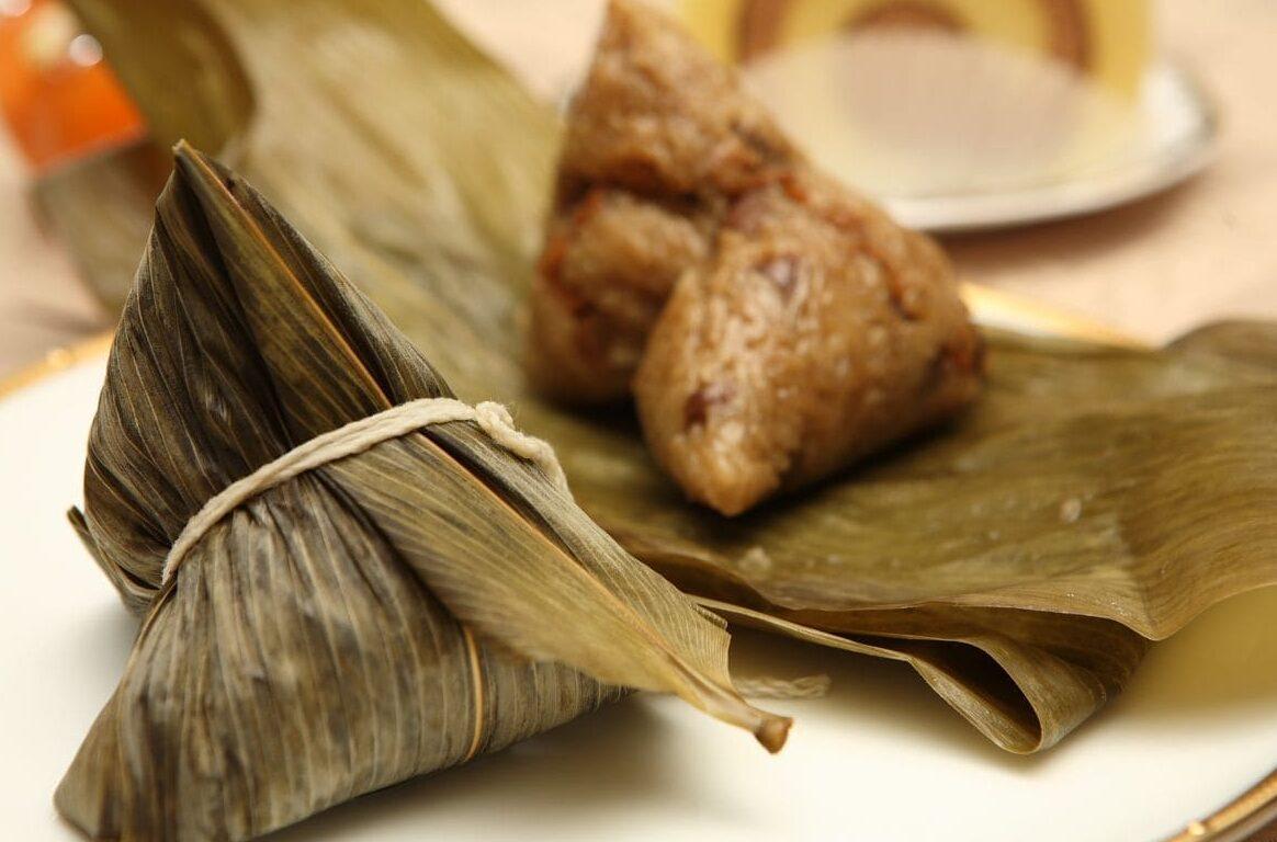 Dumplings in Bamboo Leaves