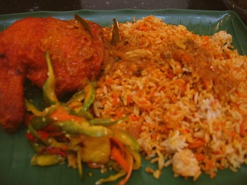 Easy Nasi Briyani Nasi Briani Recipe Singapore Food