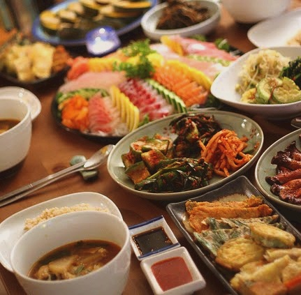Famous Asian Cuisines