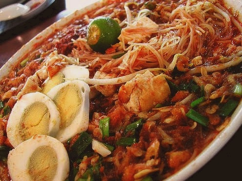 Best Malay Mee Siam