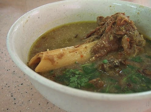 Chef's Recommendation - Mutton Soup Kambing