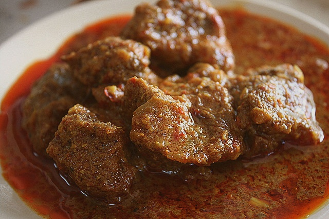 How to cook Rendang Padang