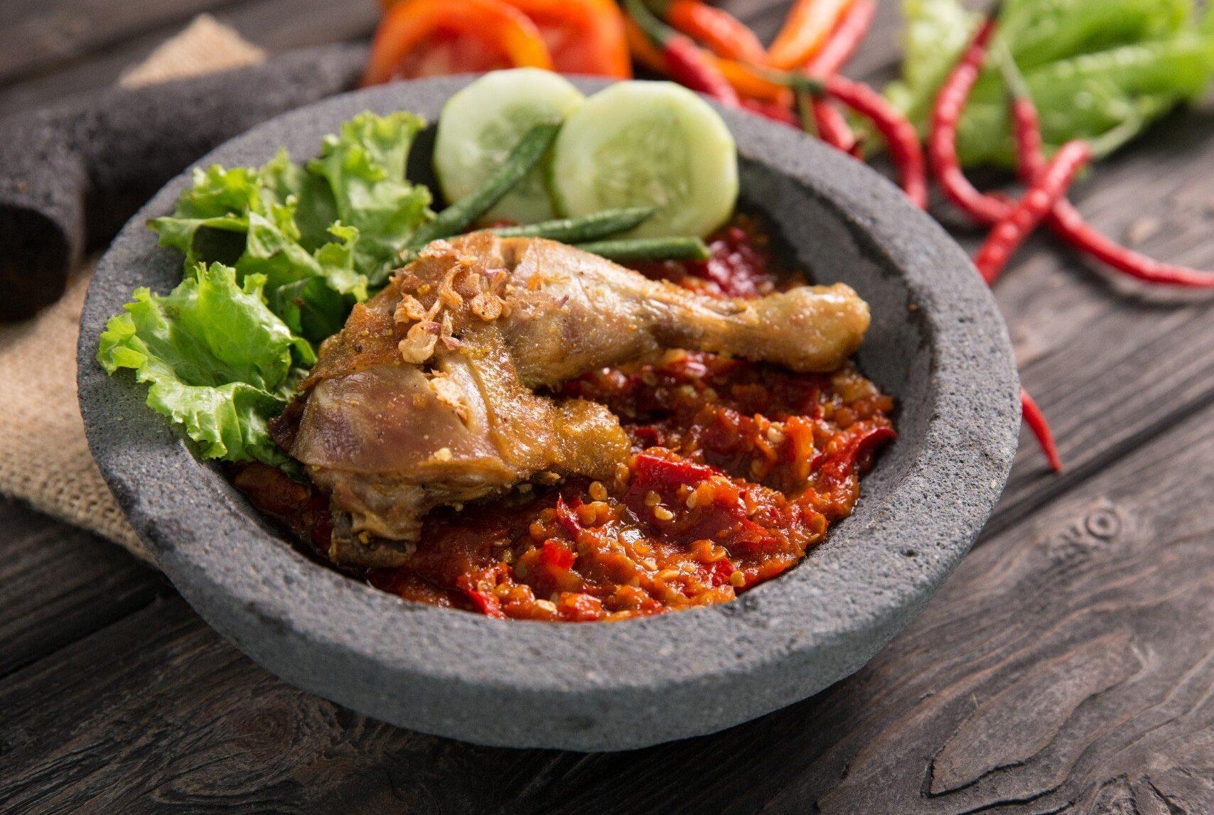 Ayam Penyet Recipe