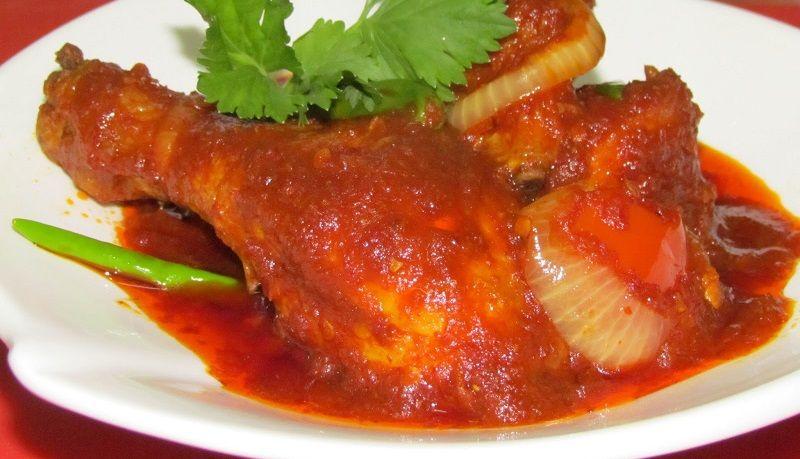 Ayam Masak Merah Madu