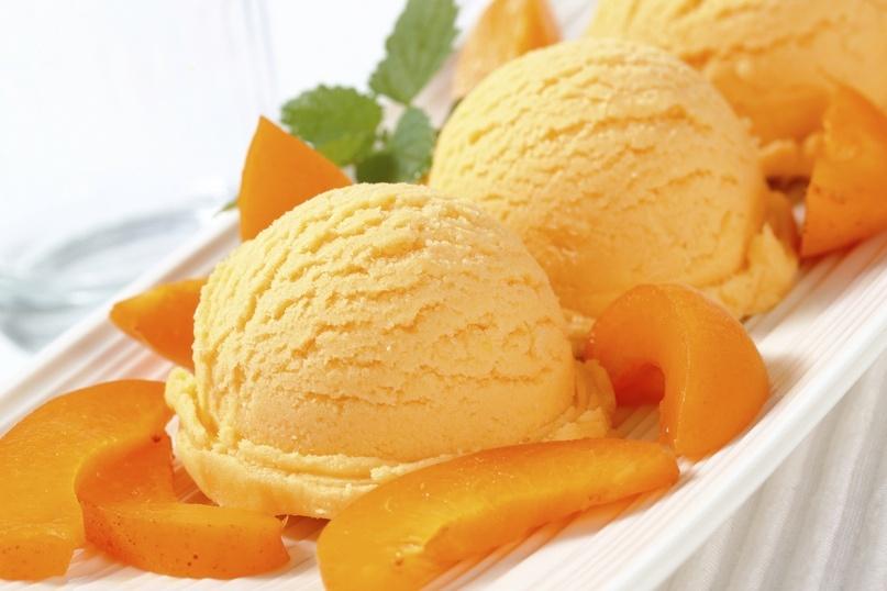 Filipino Mango Ice Cream