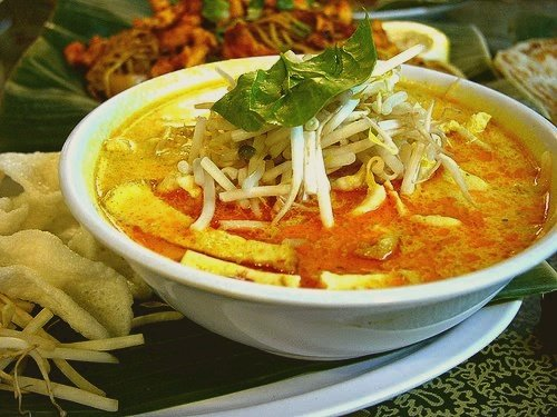 How to cook Curry Laksa