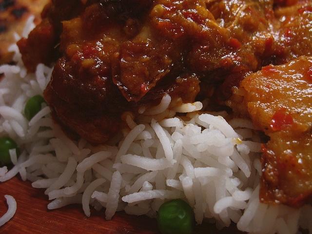 Chicken Vindaloo Singapore Food