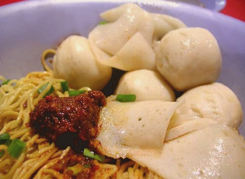 How to make Fishball Noodles