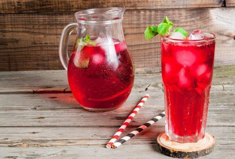 Iced Roselle Tea