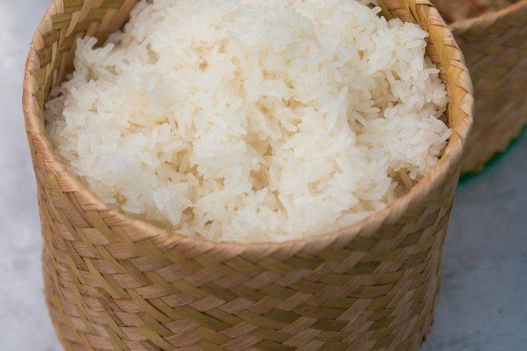 Basic Sticky Rice