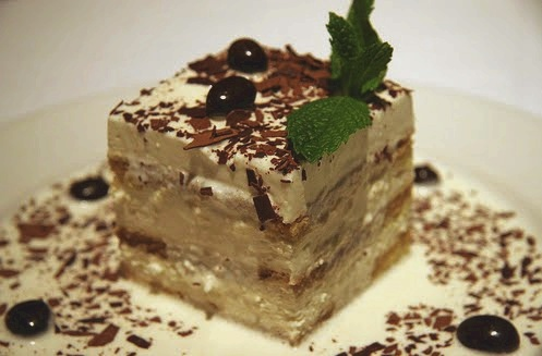 Halal Version of Tiramisu for Children!