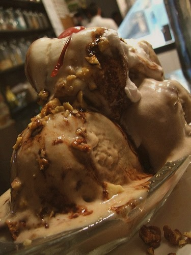 Banana Walnut Ice Cream Recipe