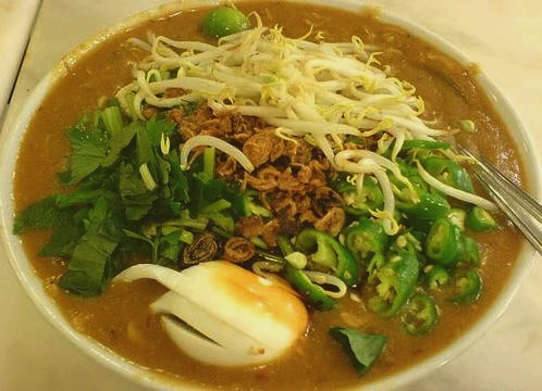 How to cook Mee Rebus