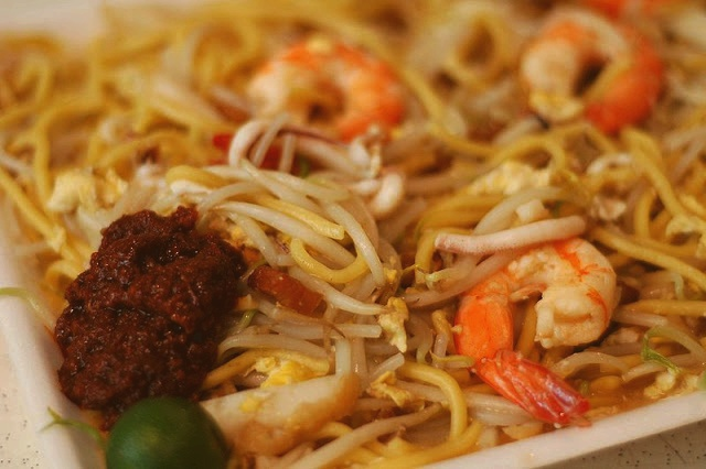 Places to Eat in Singapore