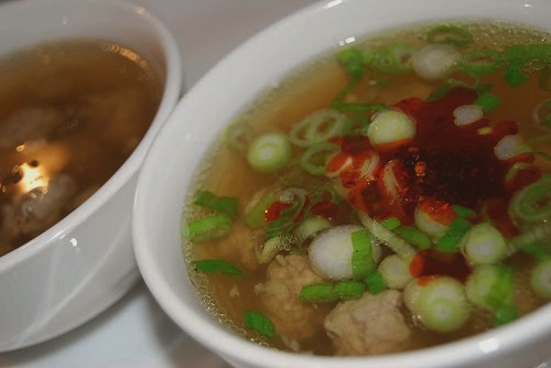 How to make Thai Glass Noodle Soup