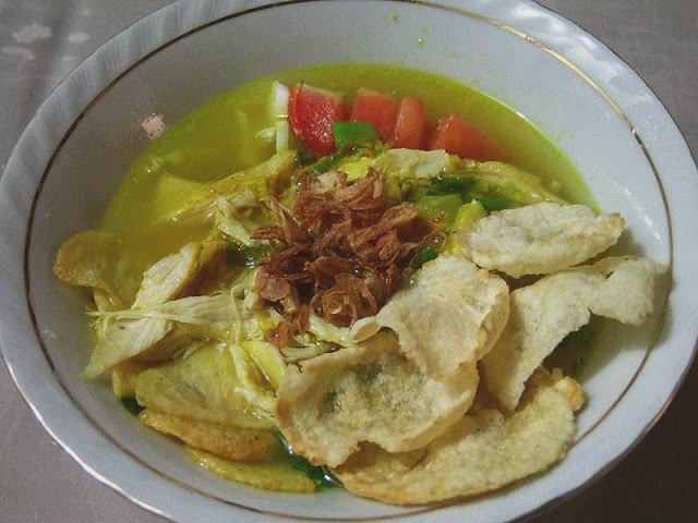 How to cook Soto Ayam