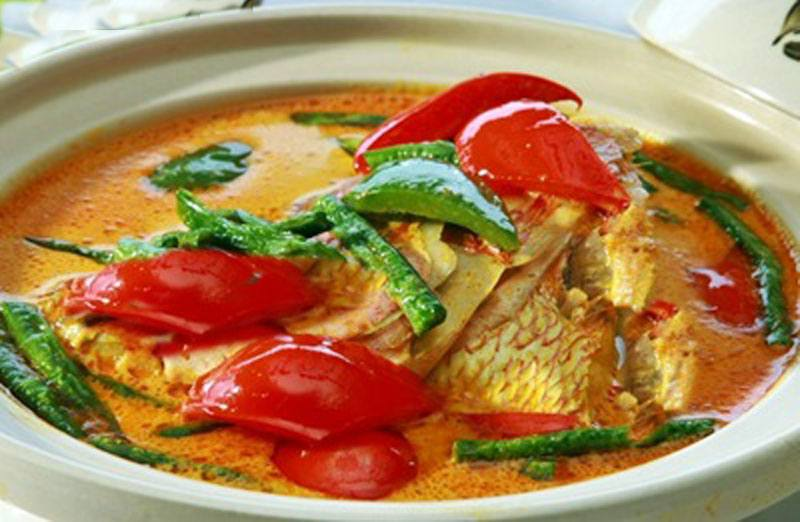 Ikan Masak Merah