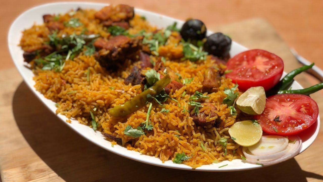 Nasi Bukhari