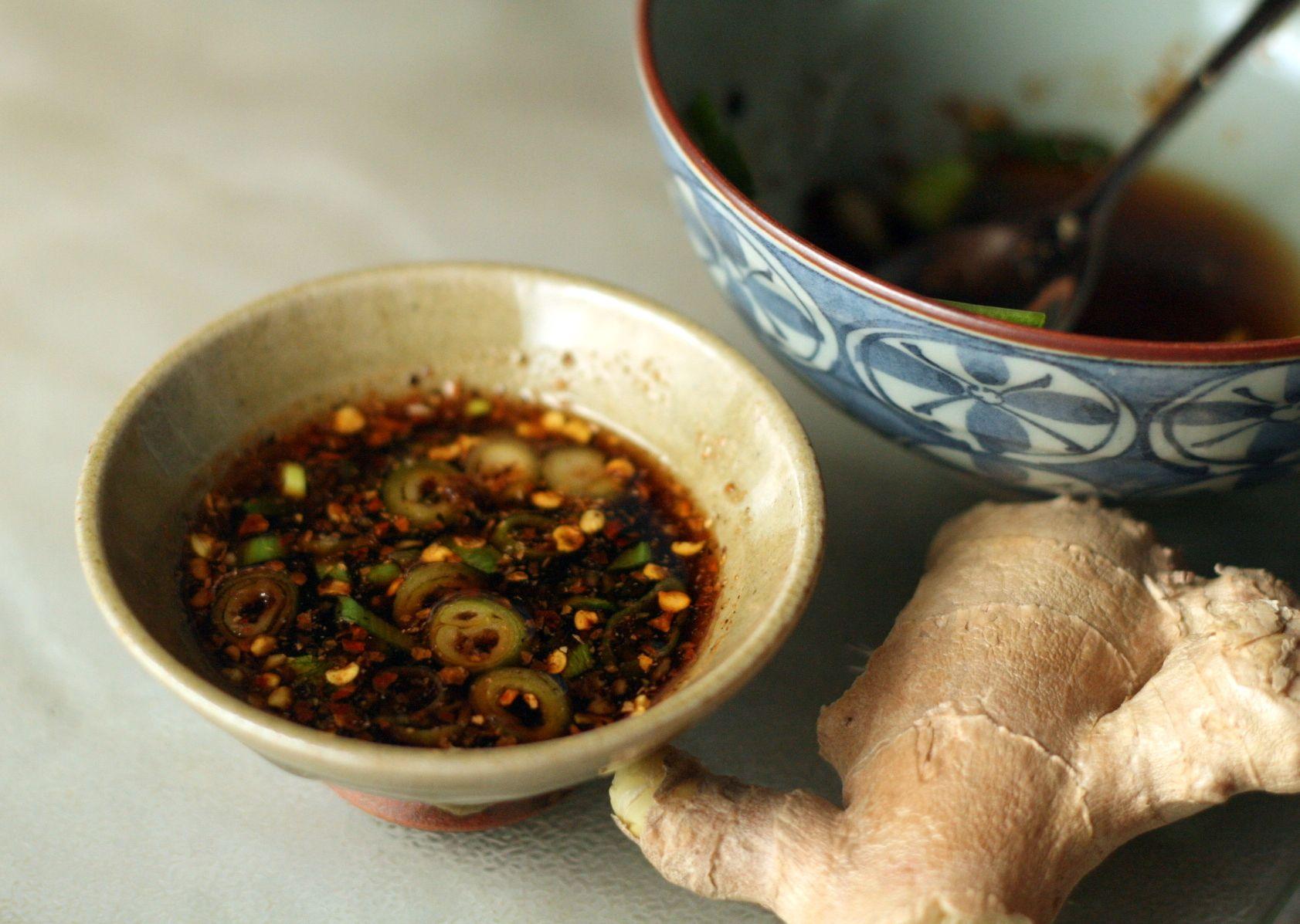 Korean Style Dipping Sauce