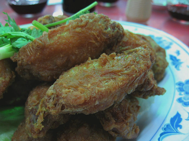 How to make Deep Fried Prawn Paste Chicken Wing