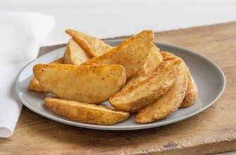 Potato Wedges (Kfc style)