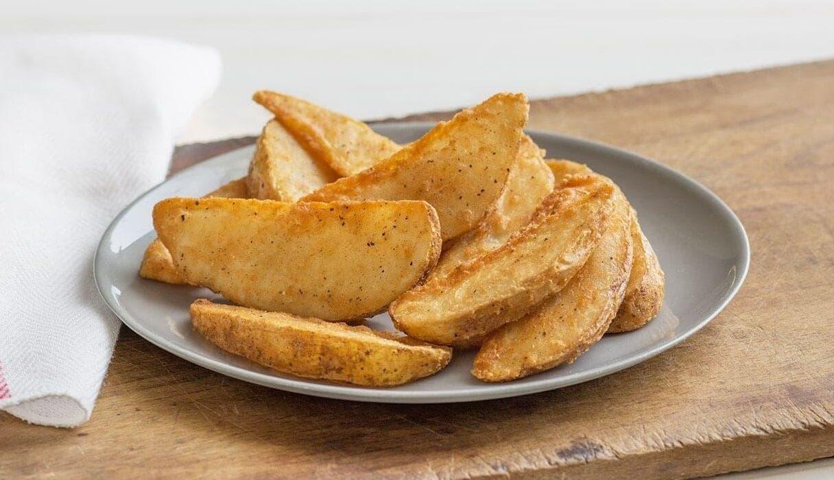 Potato Wedges (KFC style)