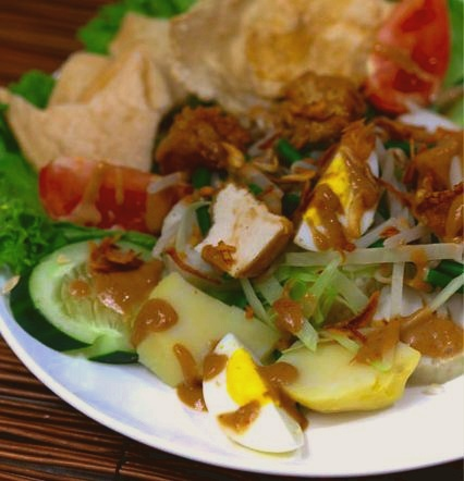 How to make Gado-Gado (Recipe from Surabaya)