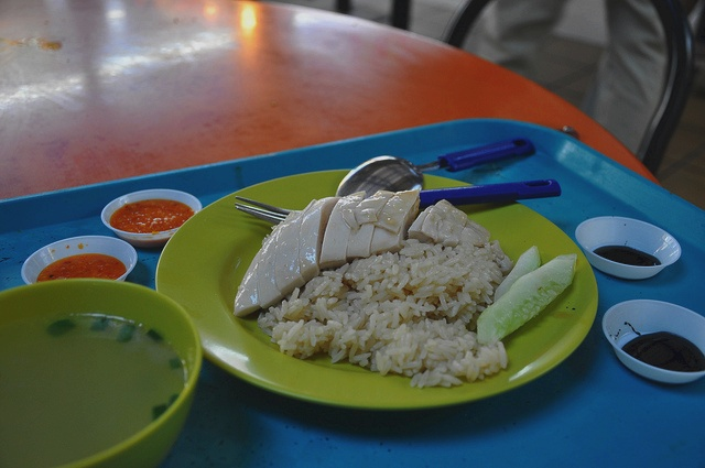 How to make Singapore Hainanese Chicken Rice