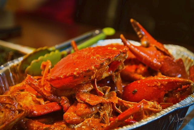 How to make Singapore Chilli Crab (Original)