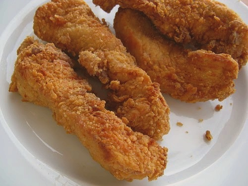 How to make KFC Crispy Strips