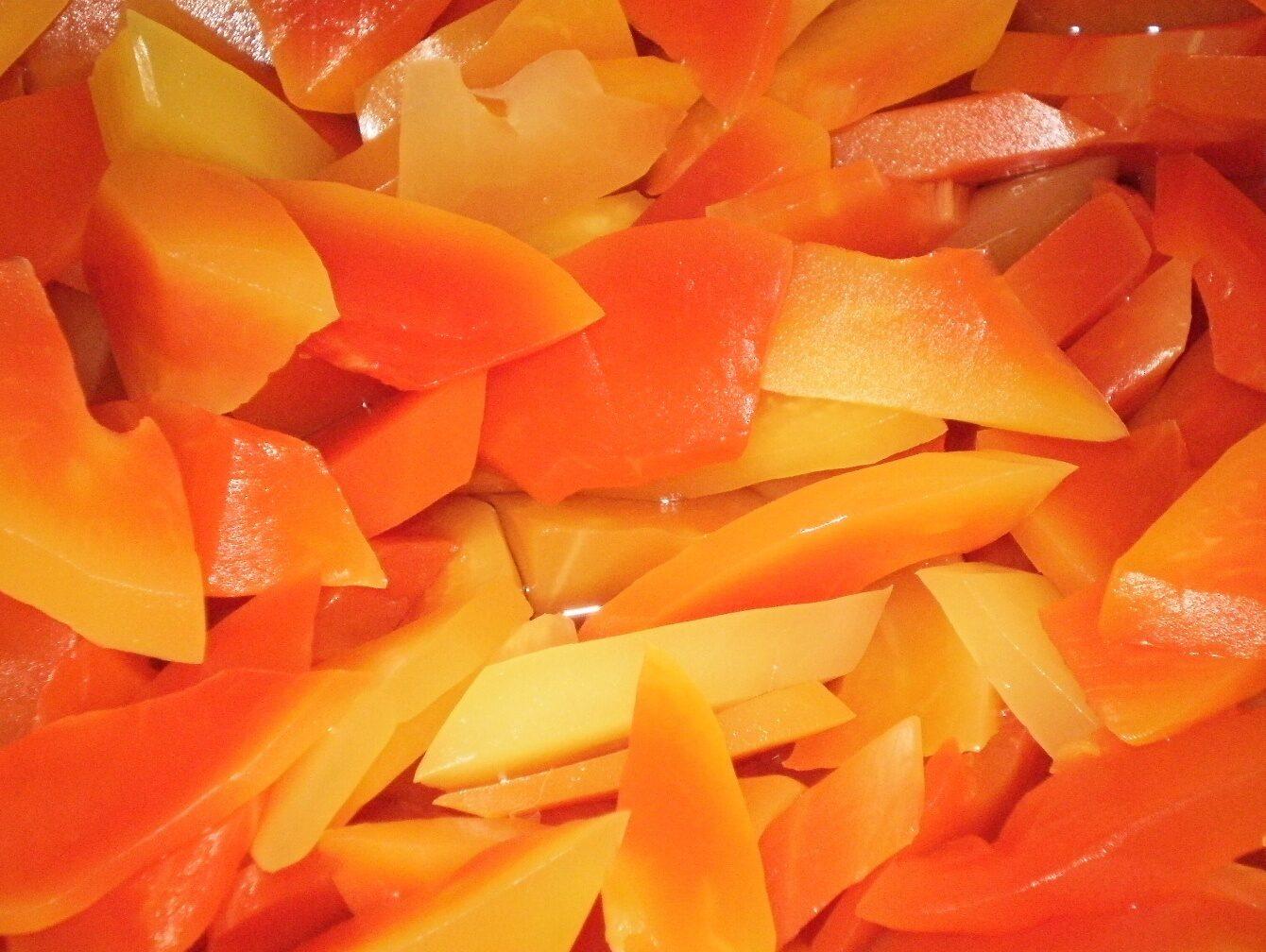 Pickled Papaya