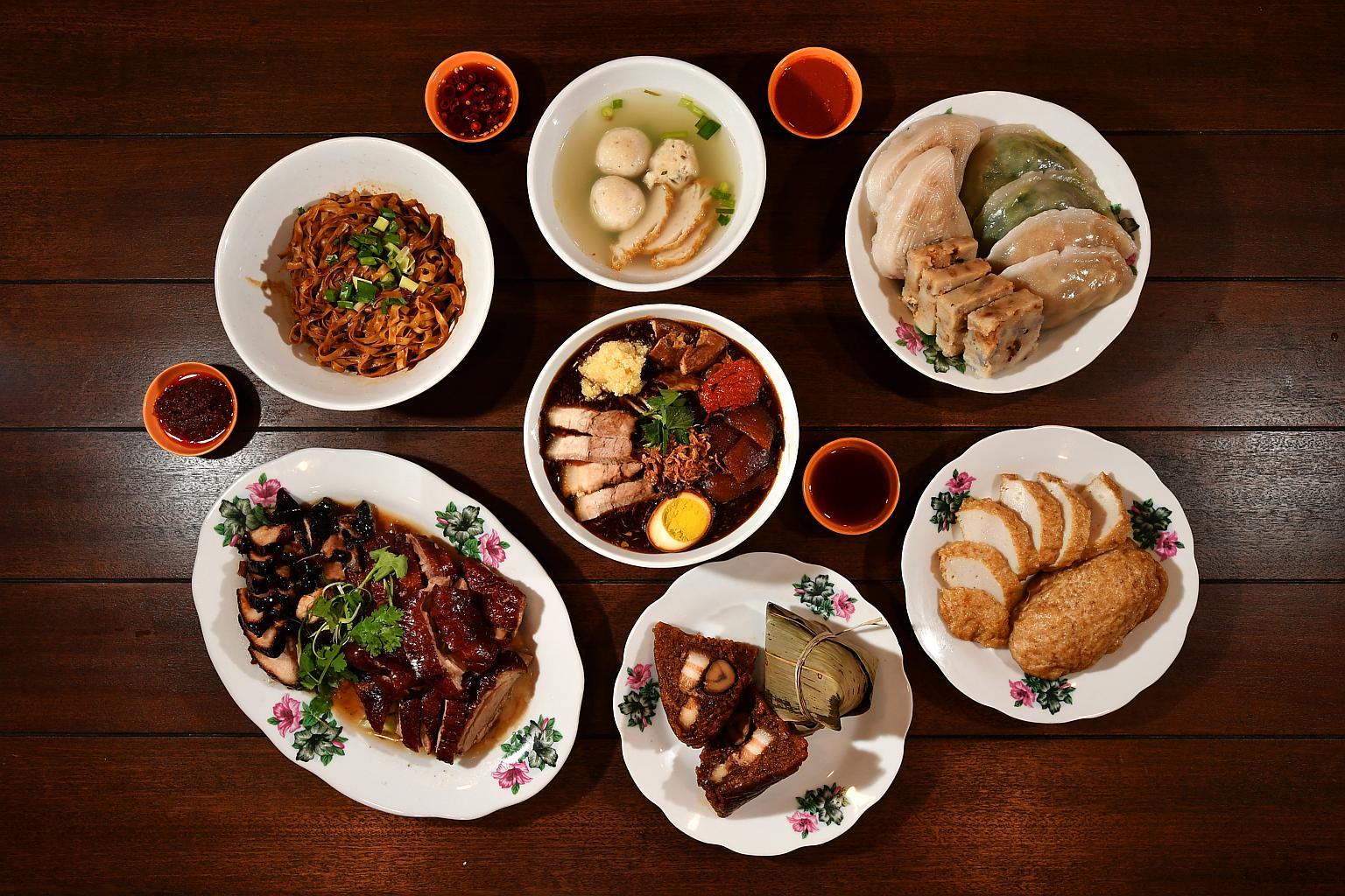 Simple Malay Food