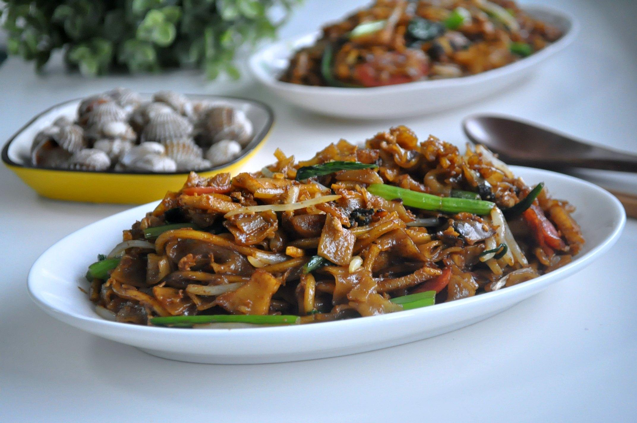 Singapore Fried Kway Teow