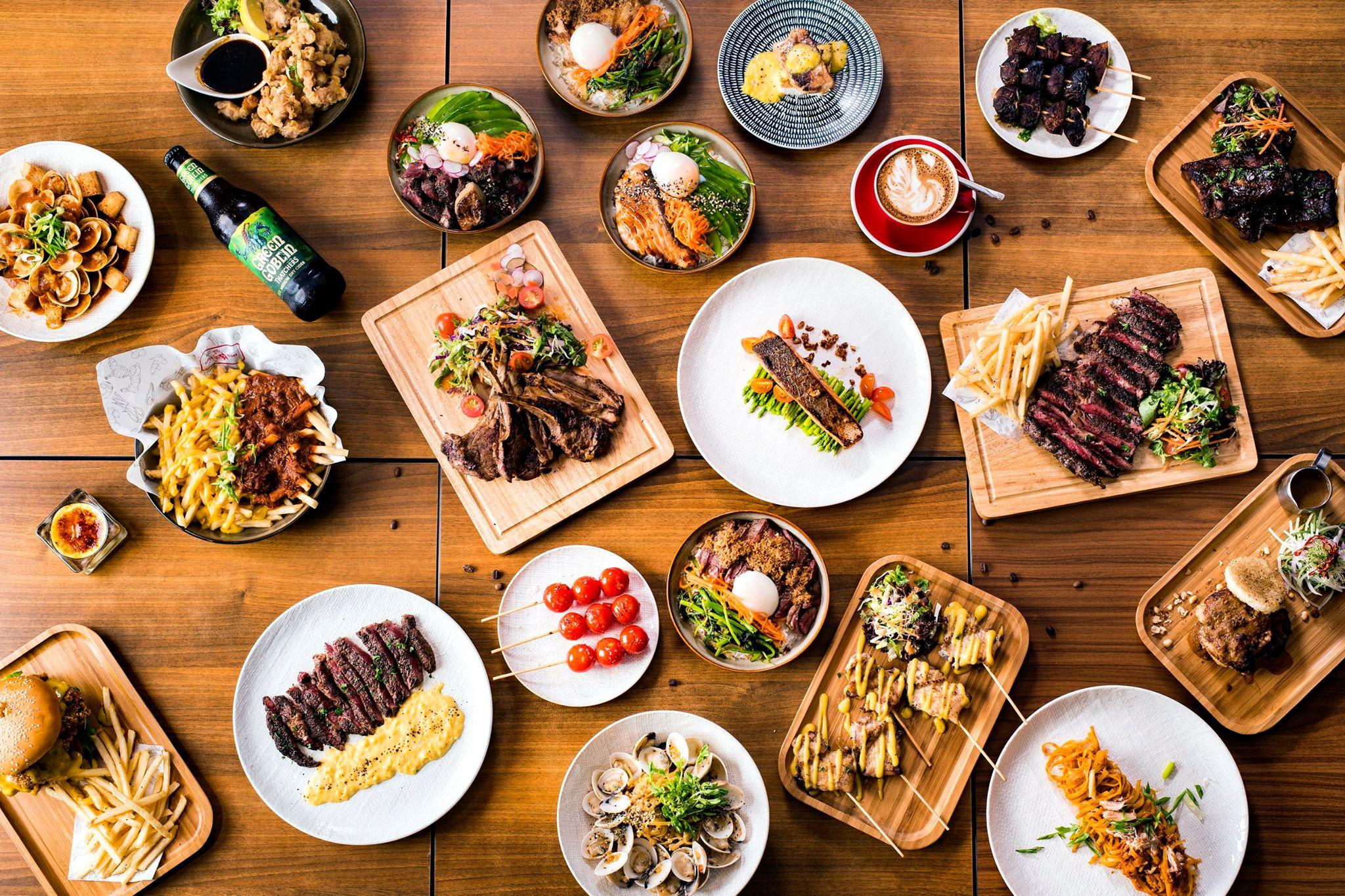 Singapore Western Food