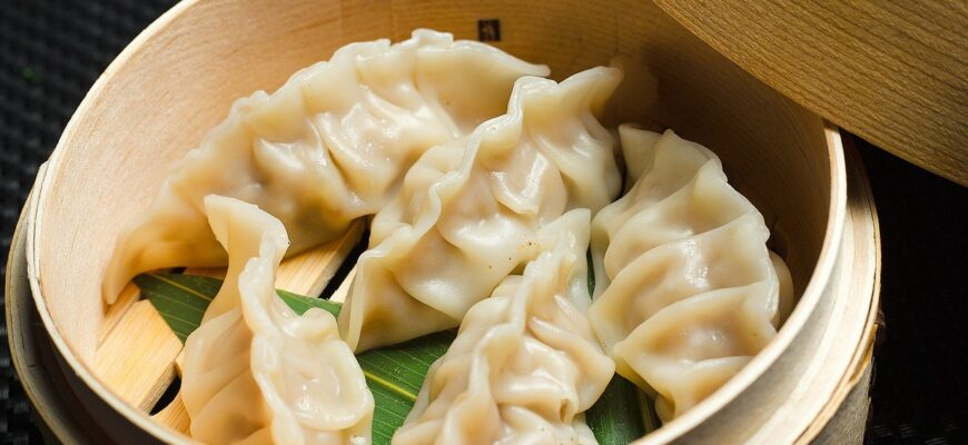 Tasty Korean Dumpling