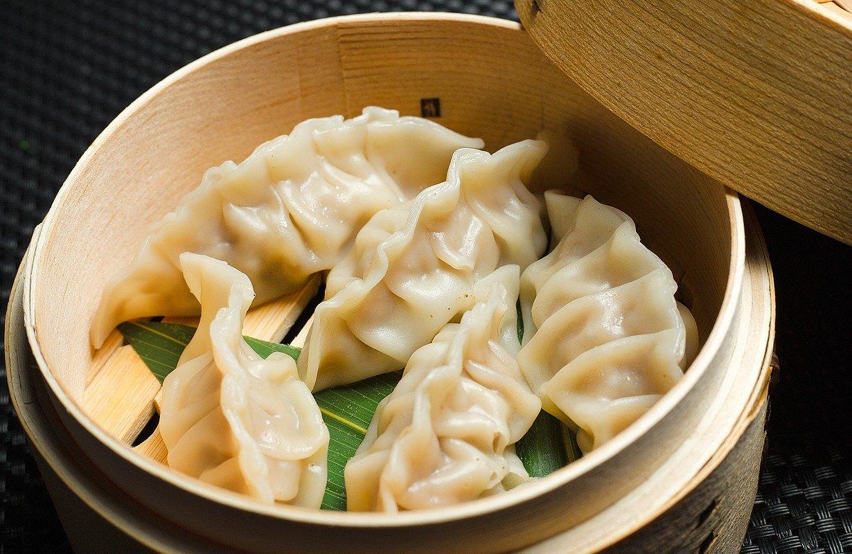 Tasty Korean Dumpling