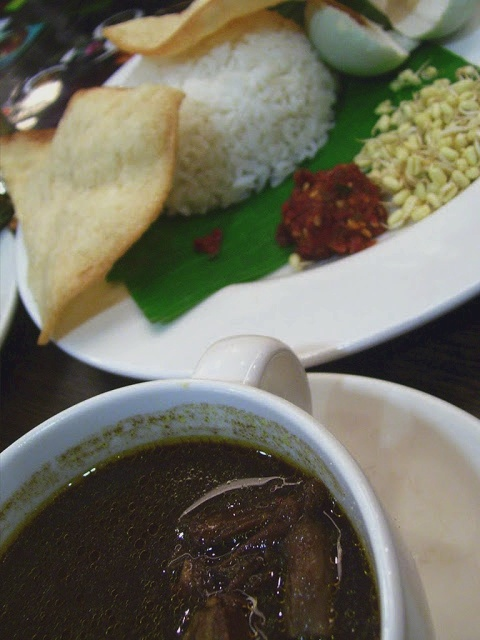 Nasi Rawon Recipe (Traditional East Java Beef Soup)