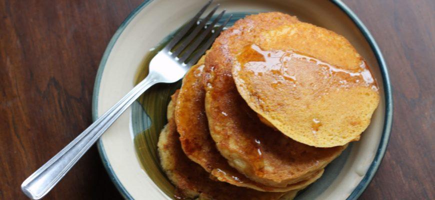 Vegetarian Pancakes