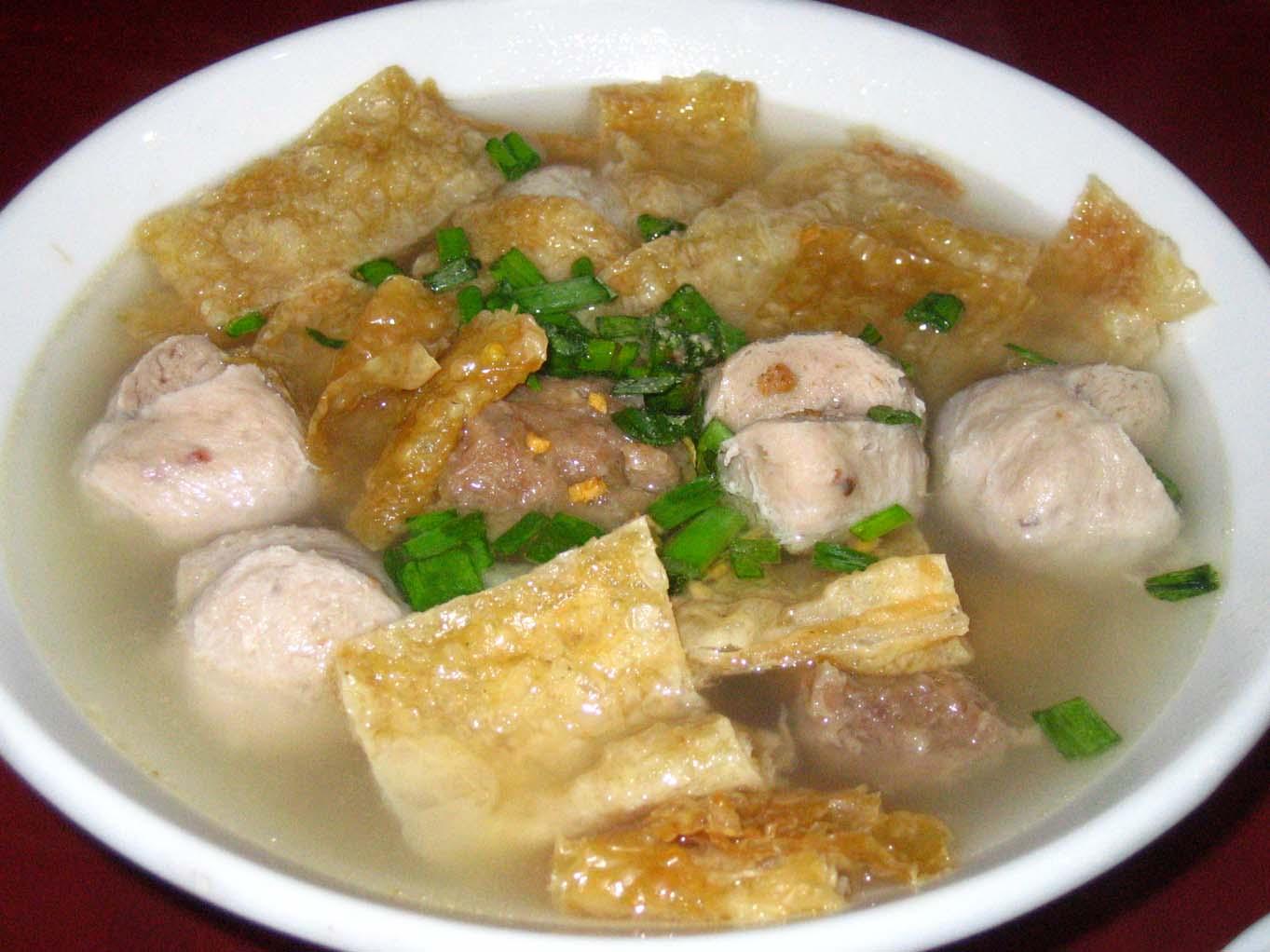 Yong Tau Foo Meat Paste