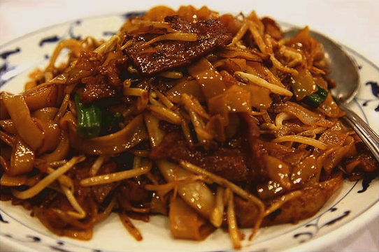 Singapore Famous Beef Kway Teow Recipe